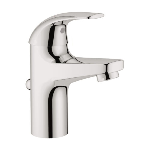 Bau curve basin mixer tiletoria for Kitchen basins cape town