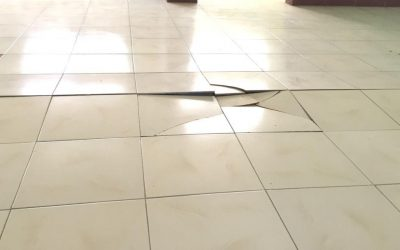 7 Reasons your floor tiles crack